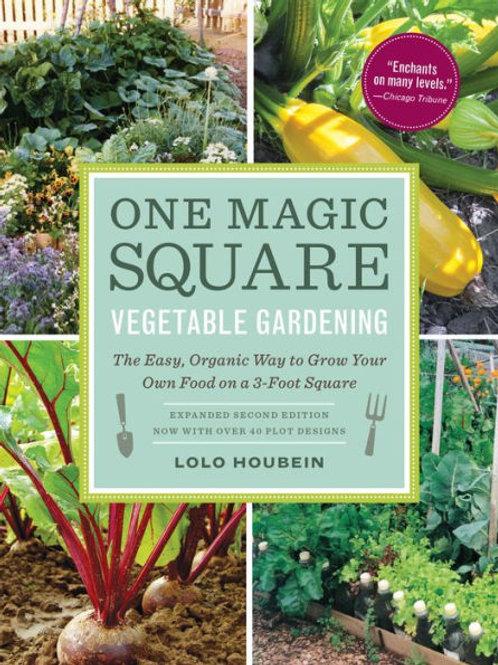One Magic Square Vegetable Gardening