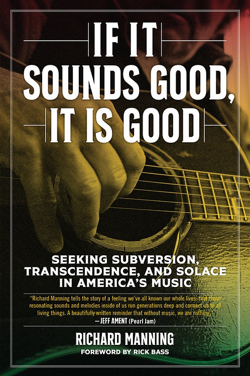 If It Sounds Good, It Is Good: Seeking Subversion, Transcendence, and Solace...