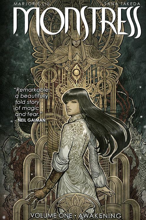Monstress, Volume 1: Awakening by Marjorie Liu