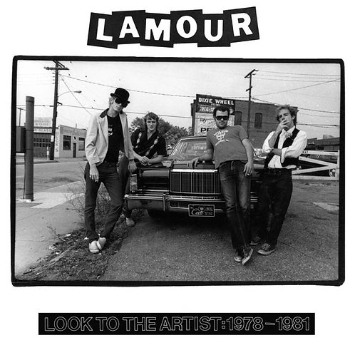 "L'Amour, ""Look to the Artist"""