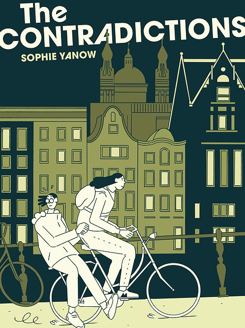 The Contradictions by Sophie Yanow (used)