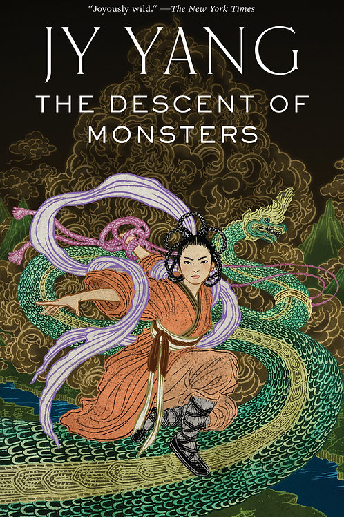 Descent of Monsters (The Tensorate Series #3)