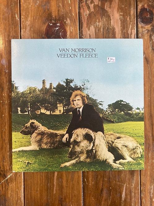 "Van Morrison, ""Veedon Fleece"" USED 1987 Reissue"