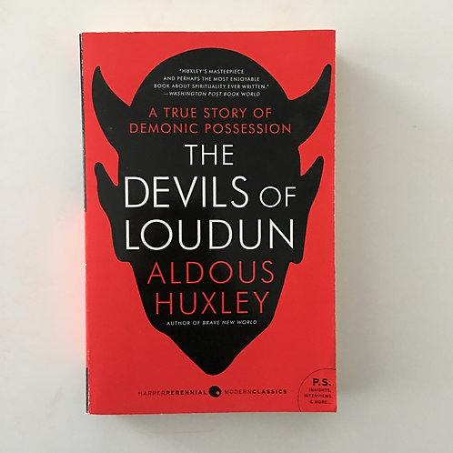 The Devils of Loudun by Aldous Huxley