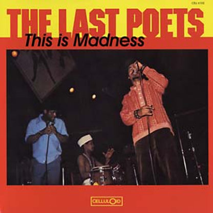 "The Last Poets, ""This Is Madness"""