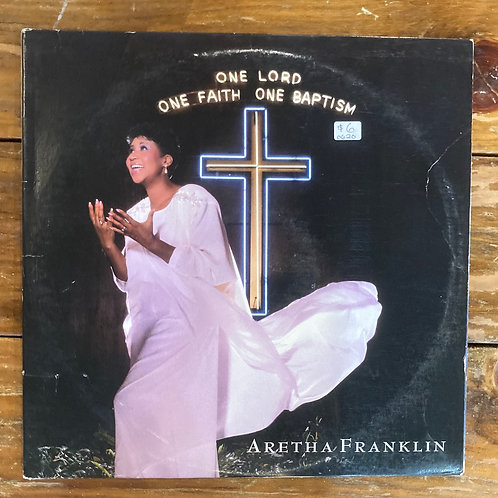 Aretha Franklin, One Lord, One Faith, One Baptism USED