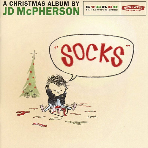 "JD McPherson, ""SOCKS"""