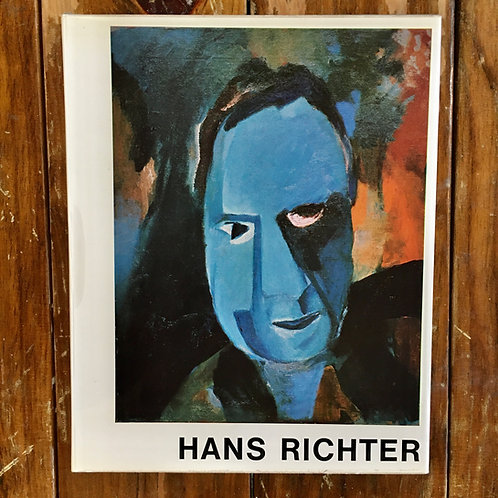 Hans Richter (Plastic Arts of the Twentieth Century) (used)
