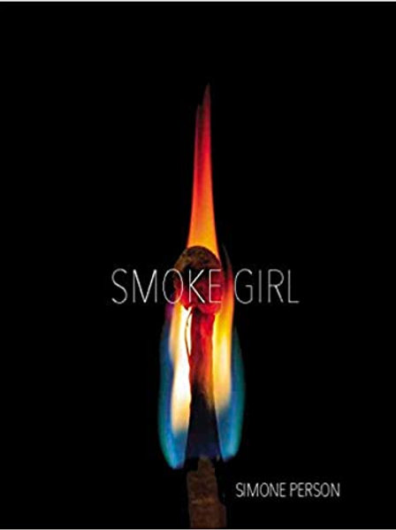 Smoke Girl by Simone Person