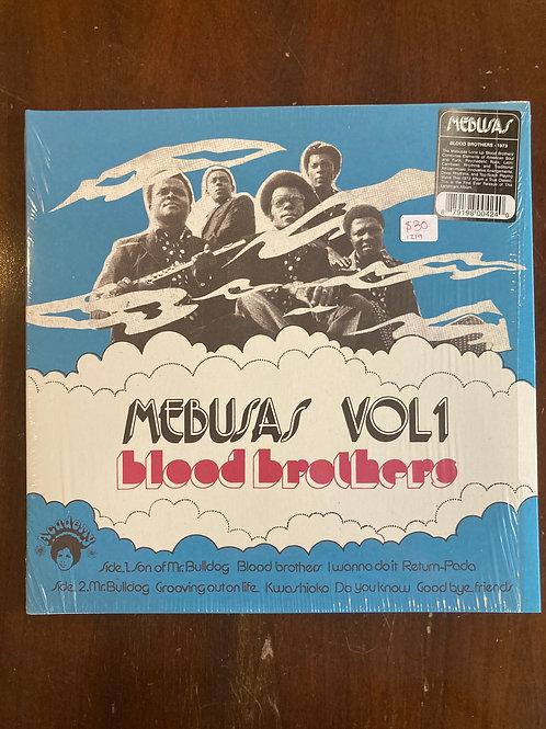 """Mebusas Vol. 1 """"Blood Brothers"""" USED"""