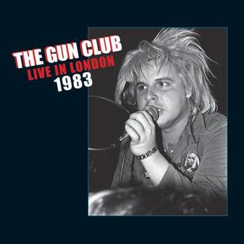 "Gun Club, ""Live in London 1983"""