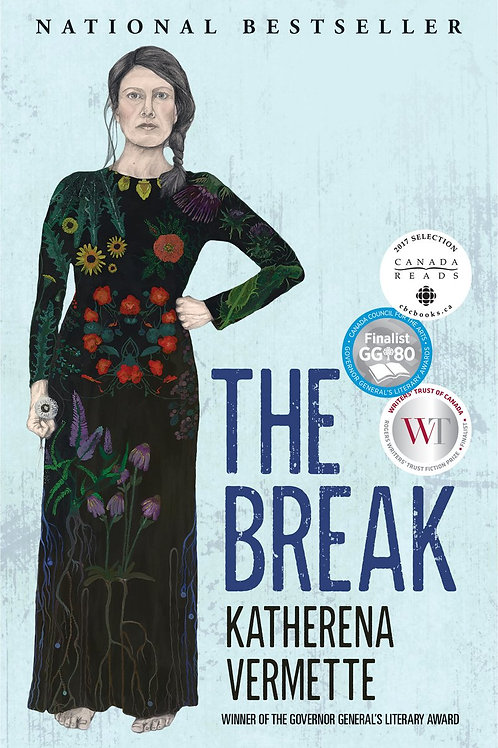 The Break by Katherena Vermette (used)