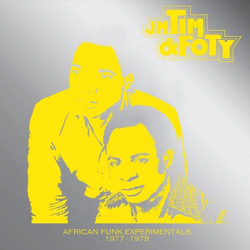 "JM Tim & Foty, ""African Funk Experimentals 1977-1979"""