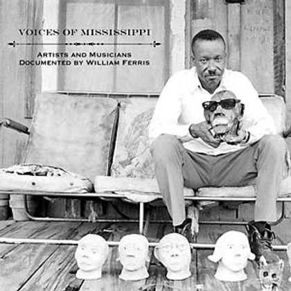 "Various Artists, ""Voices of Mississippi: Artists and Musicians Documented by Wi"""