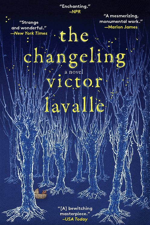 Changeling by Victor LaValle