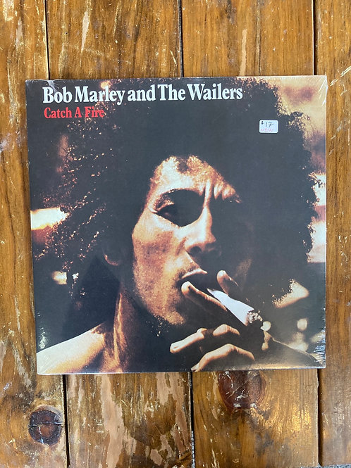 "Bob Marley and the Wailers, ""Catch a Fire"" SEALED"