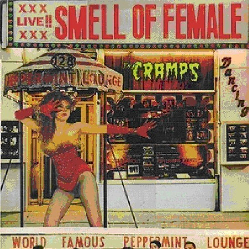 "Cramps, ""Smell of Female"""