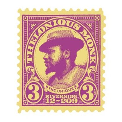 "Thelonious Monk, ""The Unique Thelonious Monk"""