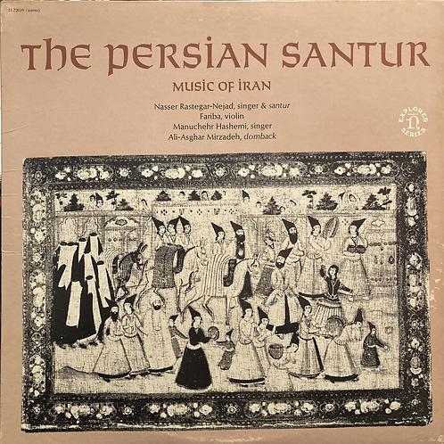 The Persian Santur: Music of Iran USED