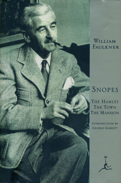 Snopes: The Hamlet, The Town, The Mansion by William Faulkner (used)