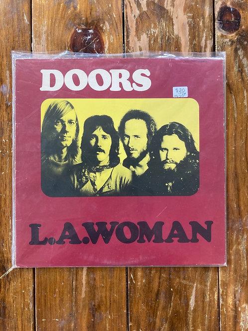 "Doors, ""LA Woman"" USED"