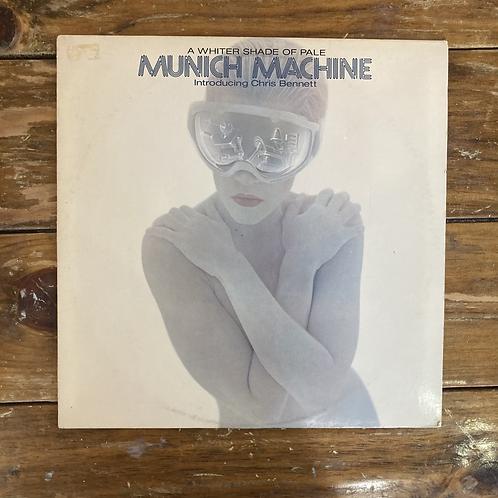 "Munich Machine, ""A Whiter Shade of Pale"" USED"