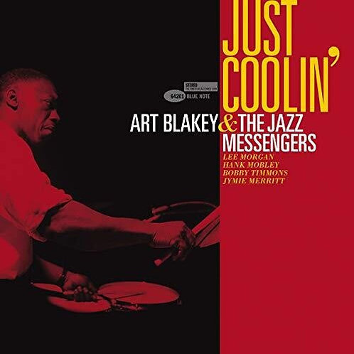 "Art Blakey, ""Just Coolin'"""