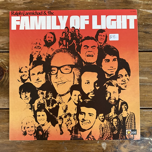 """Various Artists, """"Ralph Carmichael & the Family of Light"""" USED"""