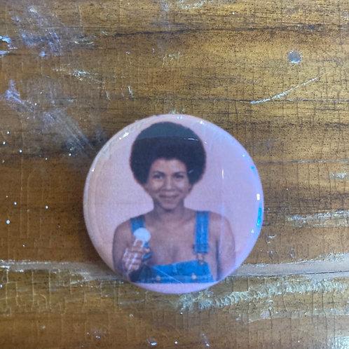 Minnie Riperton Pin