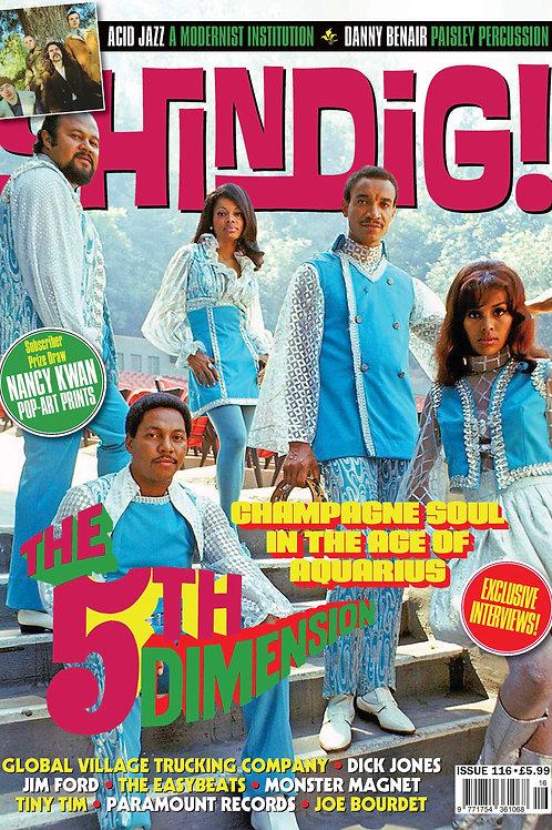 Shindig! Issue #116