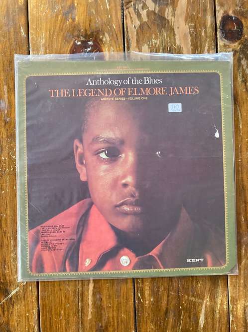 "Elmore James, ""Anthology of the Blues: The Legend of Elmore James"" USED"