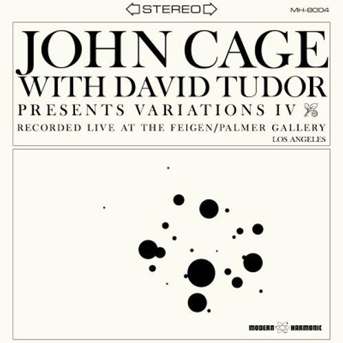 """John Cage, """"Variations IV"""""""