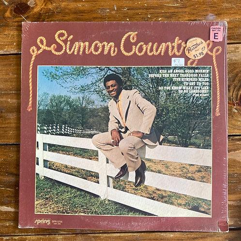 """Joe Simon, """"Simon Country"""" USED"""