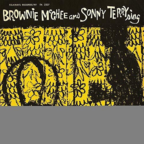 "Brownie McGhee and Sonny Terry, ""Sing"""