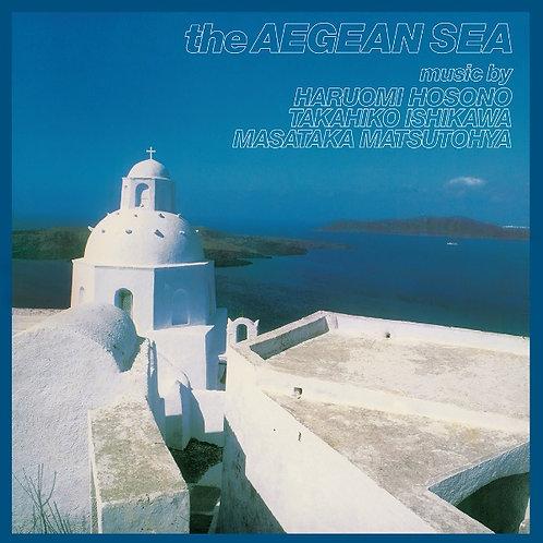 """Haruomi Hosono, Takahiko Ishikawa, and Masataka Matsutoya, """"Aegean Sea"""""""