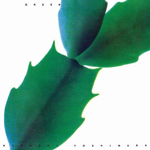 "Hiroshi Yoshimura, ""Green"""