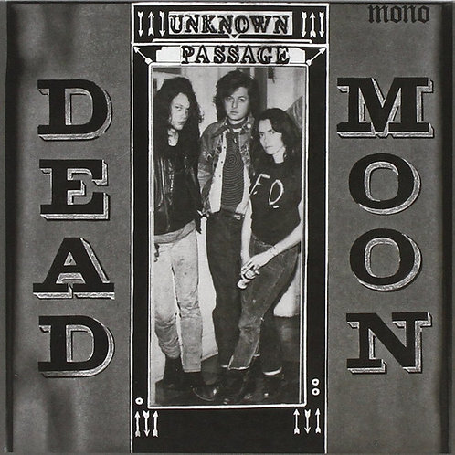 "Dead Moon, ""Unknown Passage"" CD"