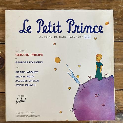 """Antoine de Saint-Exupery, """"Le Petit Prince"""" USED"""