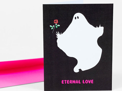 Eternal Love card