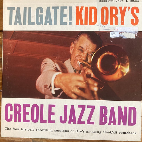 Kid Ory's Creole Jazz Band, Tailgate! USED