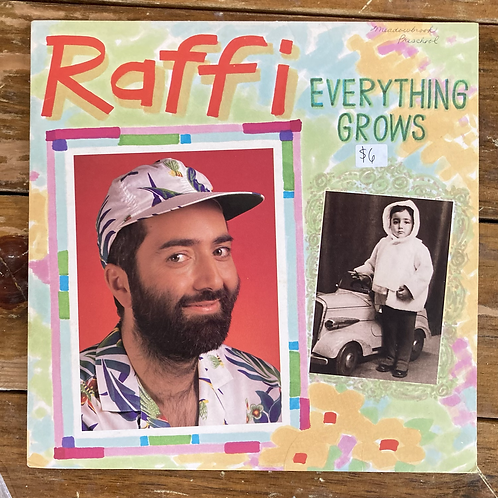 "Raffi, ""Everything Grows"" USED"