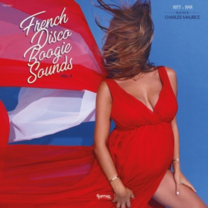 "Charles Maurice, ""French Disco Boogie Sounds, Volume 4"""