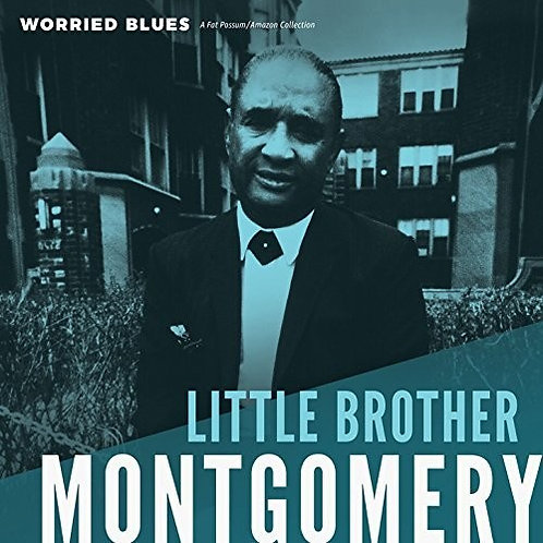 "Little Brother Montgomery, ""Worried Blues"""