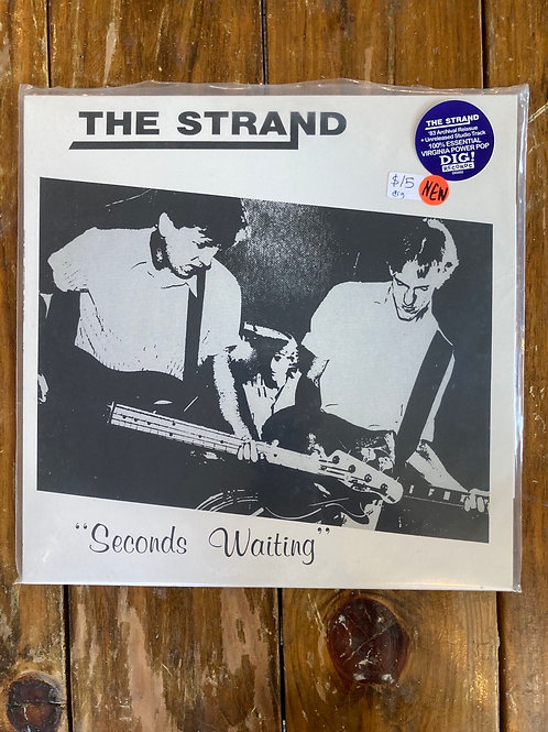 """The Strand, """"Seconds Waiting"""""""