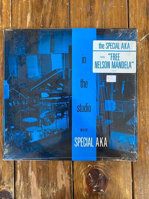 """The Special AKA, """"In the Studio"""" USED"""