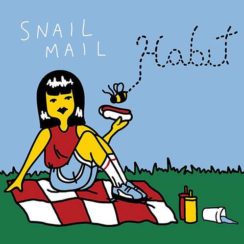 """Snail Mail, """"Habit"""""""