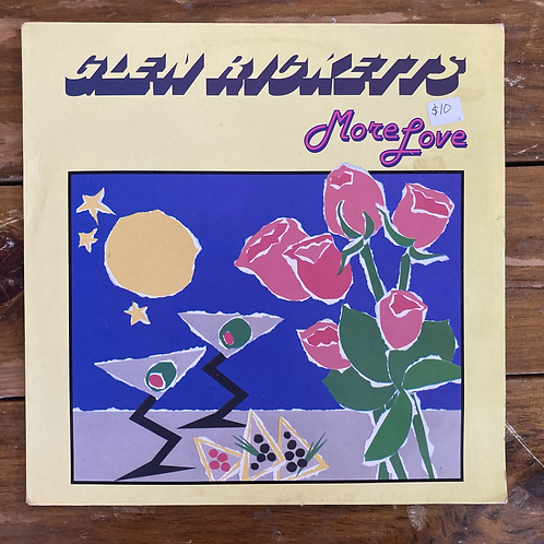 "Glen Ricketts, ""More Love"" USED"