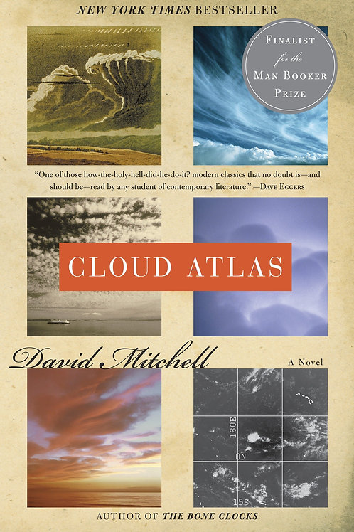 Cloud Atlas by David Mitchell (used)