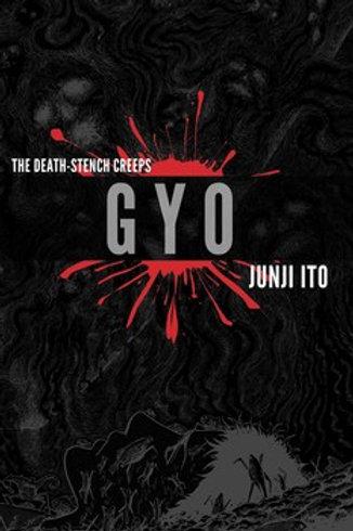 Gyo by Junji Ito