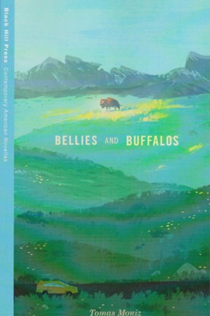 Bellies and Buffalos by Tomas Moniz